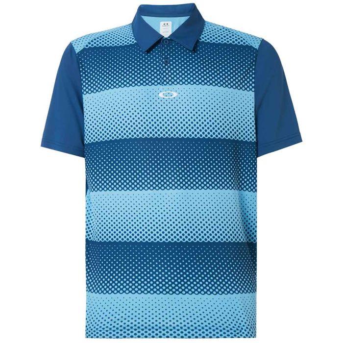 Oakley Dot Stripes Polo