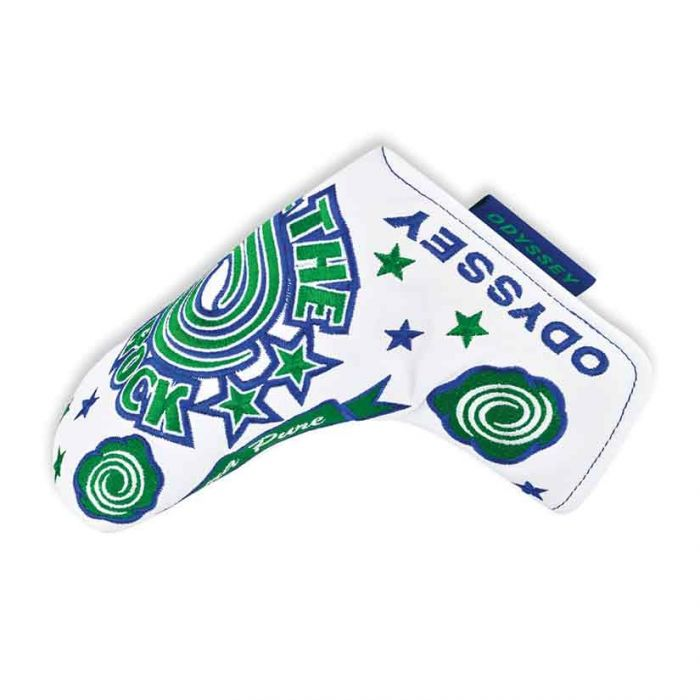 Odyssey Roll The Rock Blade Putter Cover