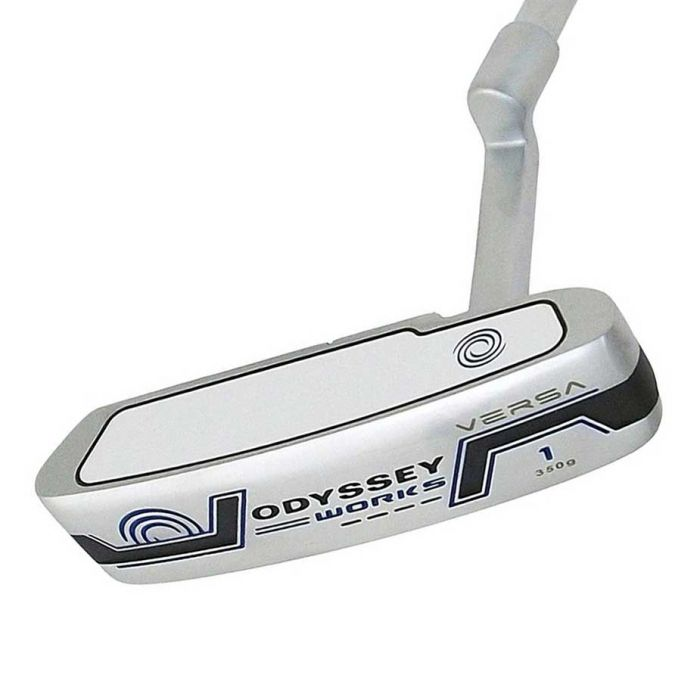 Odyssey Works Versa #1 Superstroke Putter w/ White Hot Face