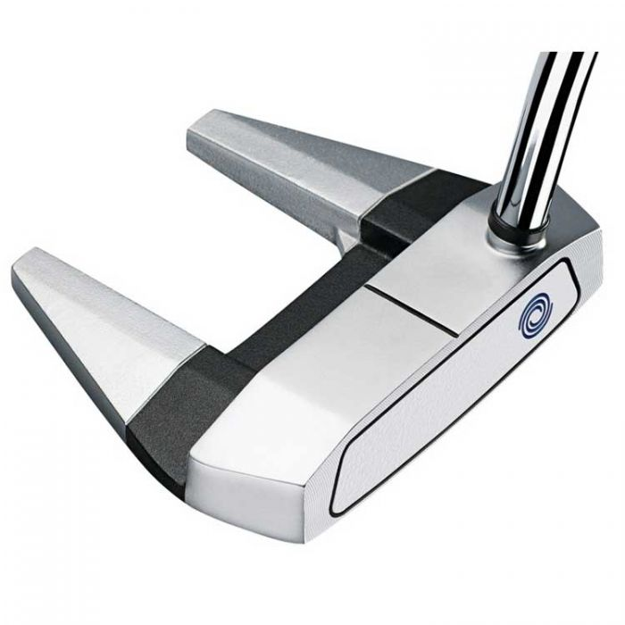 Odyssey Works Versa #7 SuperStroke Flatso Putter w/ White Hot Face