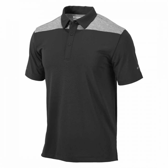 Columbia Golf Omni-Wick Utility Polo