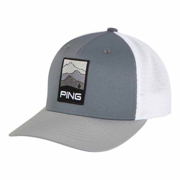 Ping Mountain Patch Hat