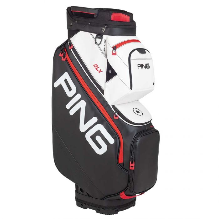 Ping 2020 DLX Cart Bag
