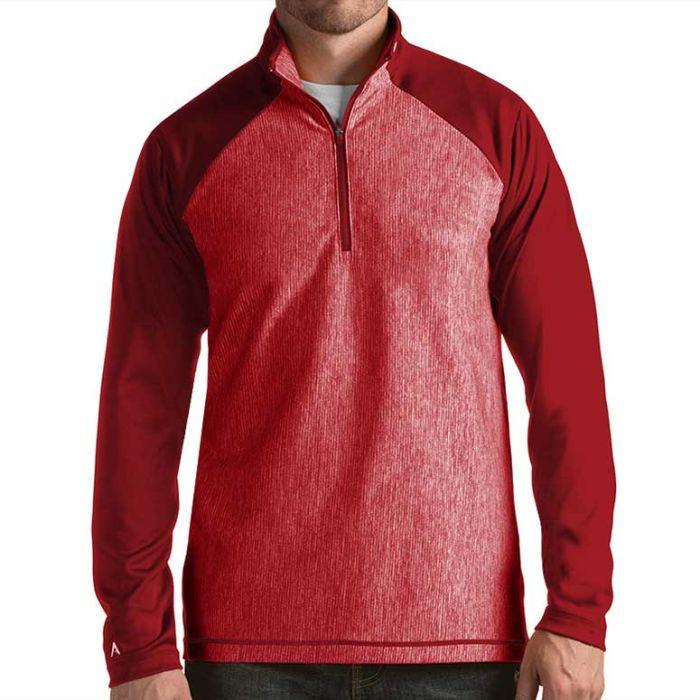 Antigua Playmaker 1/4 Zip Pullover