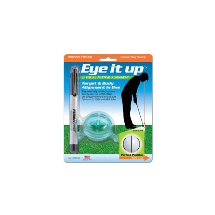 Pro Active Sports Eye It Up Putting Alignment Ring