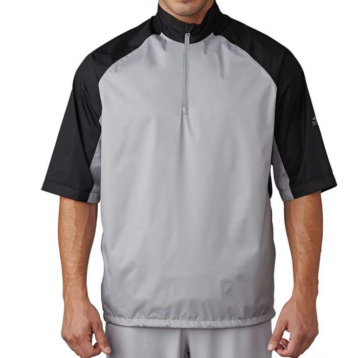 Adidas ClimaStorm Provisional II Short Sleeve Rain Jacket