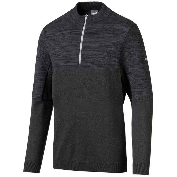 Puma 2020 Evoknit Quarter-Zip Pullover