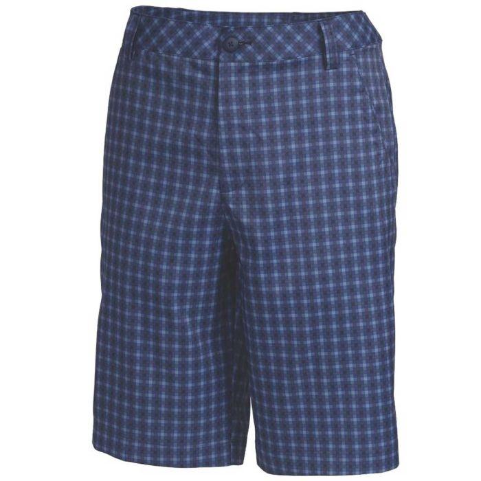 Puma #GOTIME Plaid Shorts