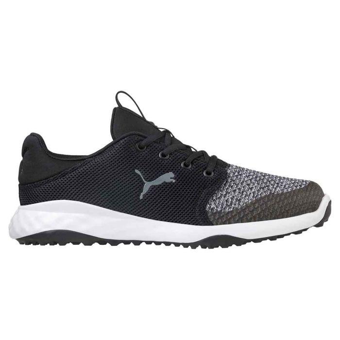 Puma Grip Fusion Sport Golf Shoes Black
