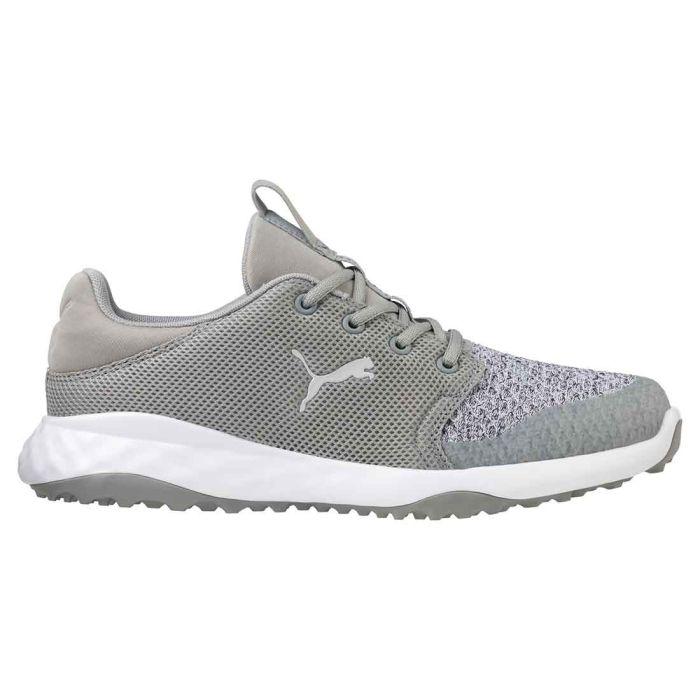 Puma Grip Fusion Sport Golf Shoes Quarry