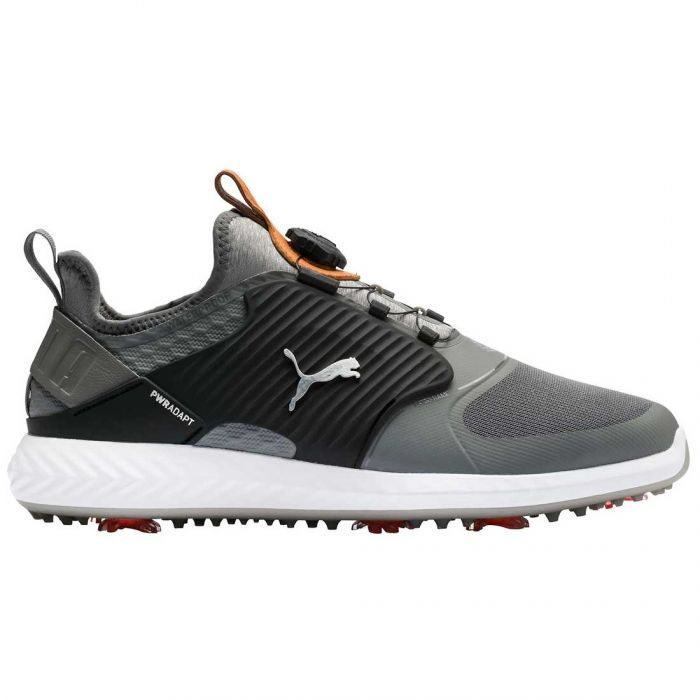 milicia Cabaña Sala  Buy Puma Ignite PWRADAPT Caged Disc Golf Shoes Quiet Shade/Silver | Golf  Discount