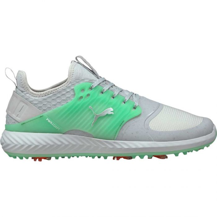 Puma Ignite PWRADAPT Caged Flash FM Golf Shoes High Rise