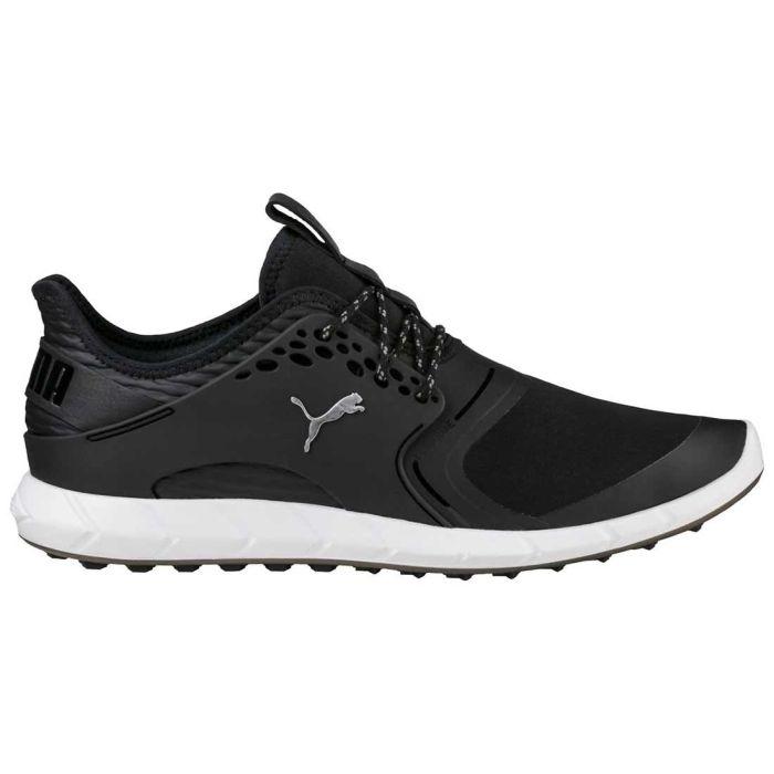 Buy Puma Ignite Pwrsport Golf Shoes Black Golf Discount