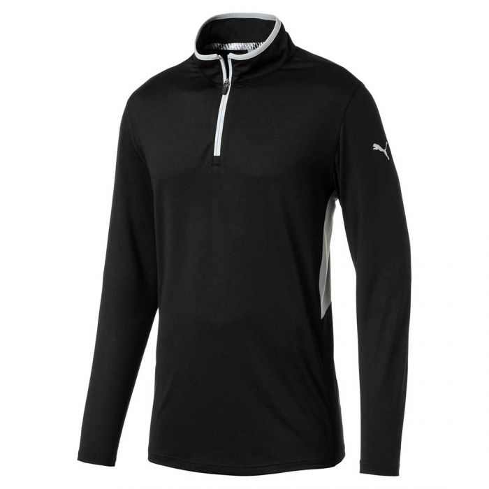 Puma Rotation Quarter-Zip Pullover