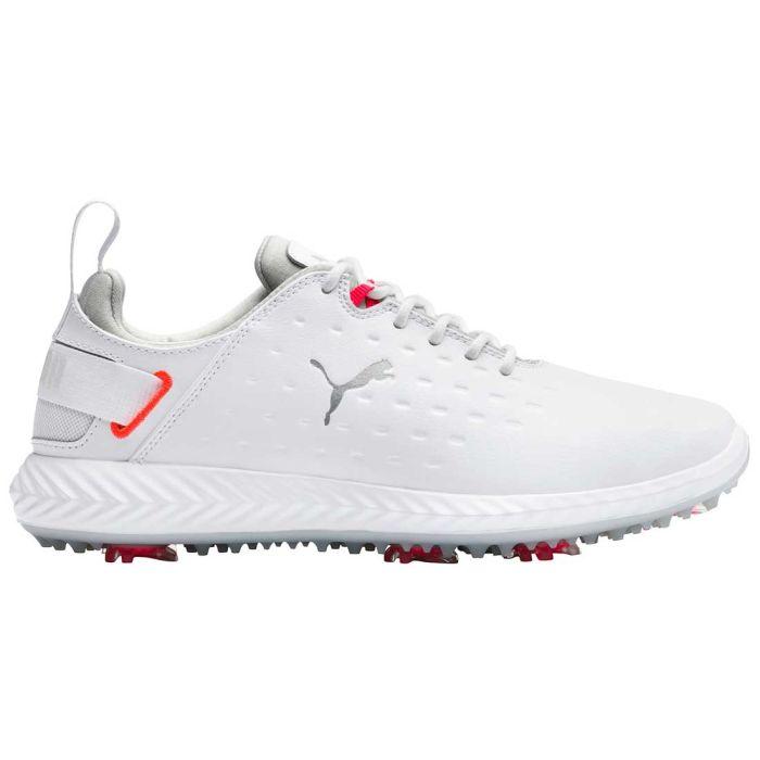 Puma Women's Ignite Blaze Pro Golf Shoes White/High Rise