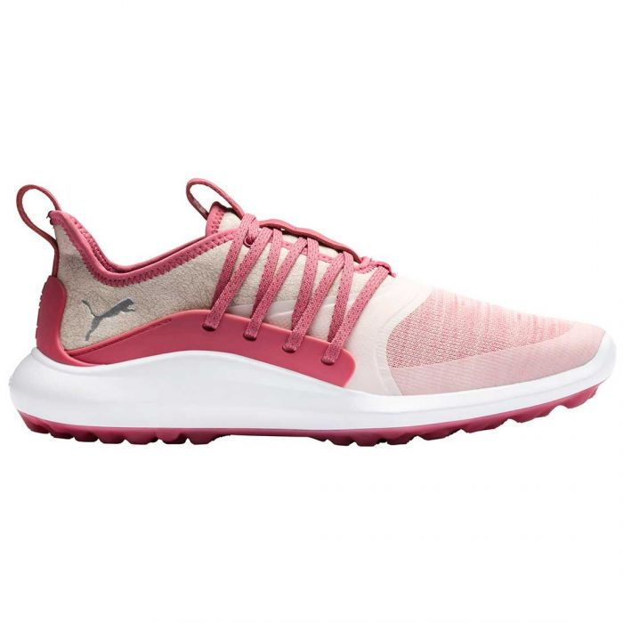 Buy Puma Women S Ignite Nxt Solelace Golf Shoes Rapture Rose Silver Golf Discount