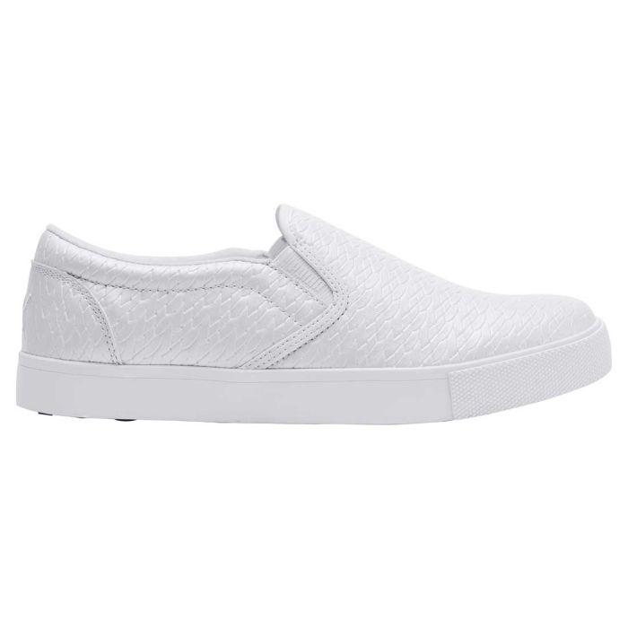 Puma Women's Tustin Slip-On Golf Shoes White