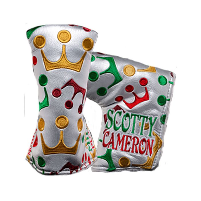Scotty Cameron by Titleist 2018 Holiday Wrapping Paper Putter Cover