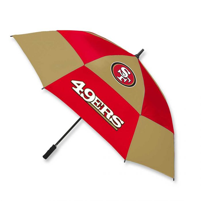 "McArthur Sports NFL 60"" Auto-Open Vented Umbrella"