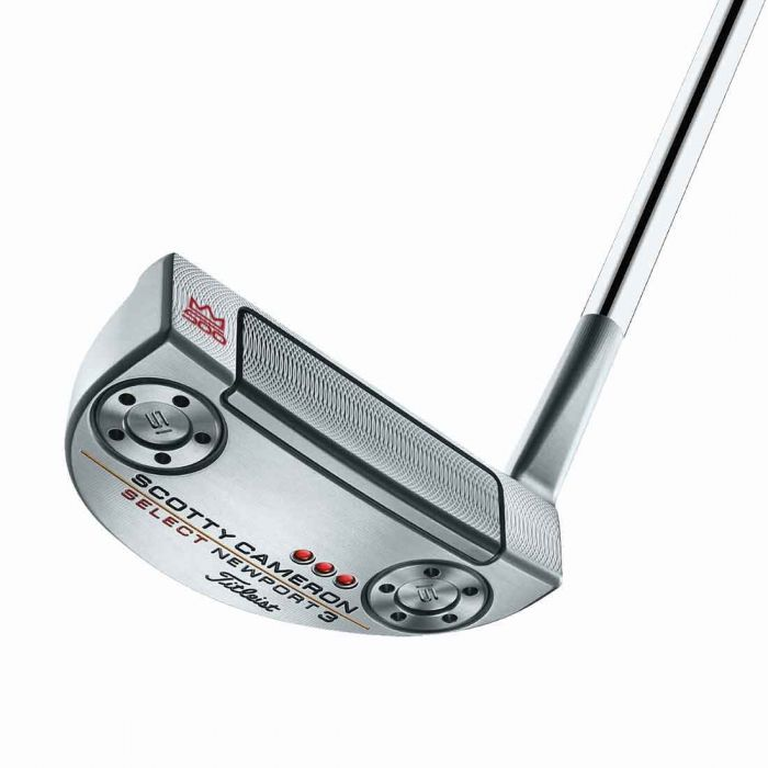 Scotty Cameron by Titleist 2018 Select Newport 3 1st of 500 Putter