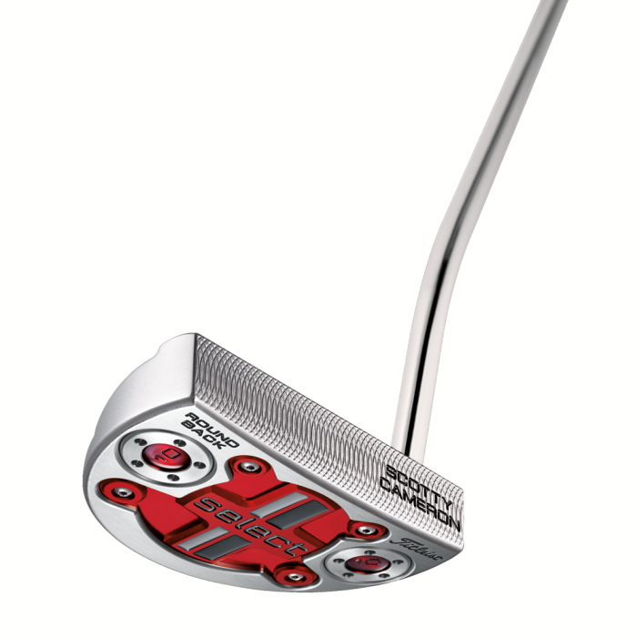 Scotty Cameron by Titleist Select Roundback Putter