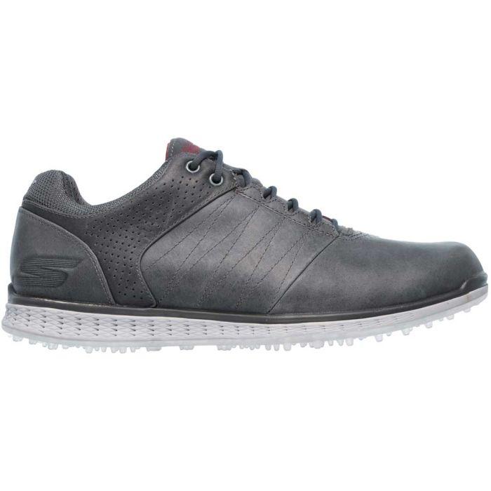 Skechers GO GOLF Elite 2 LX Golf Shoes Charcoal