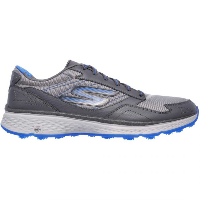 Skechers GO GOLF Fairway Golf Shoes Charcoal/Blue