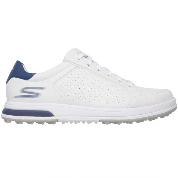 Skechers GO GOLF Drive 2 Golf Shoes White/Navy