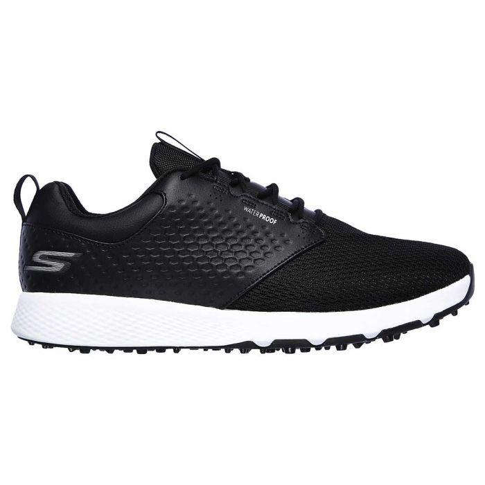 Skechers GO GOLF Elite V.4 Prestige Golf Shoes Black/White