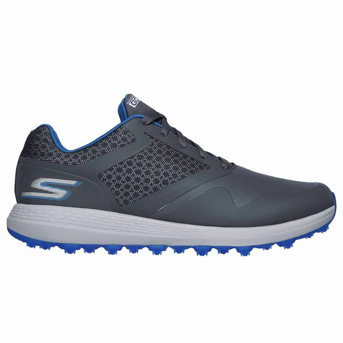 Skechers GO GOLF Max Golf Shoes Charcoal/Blue