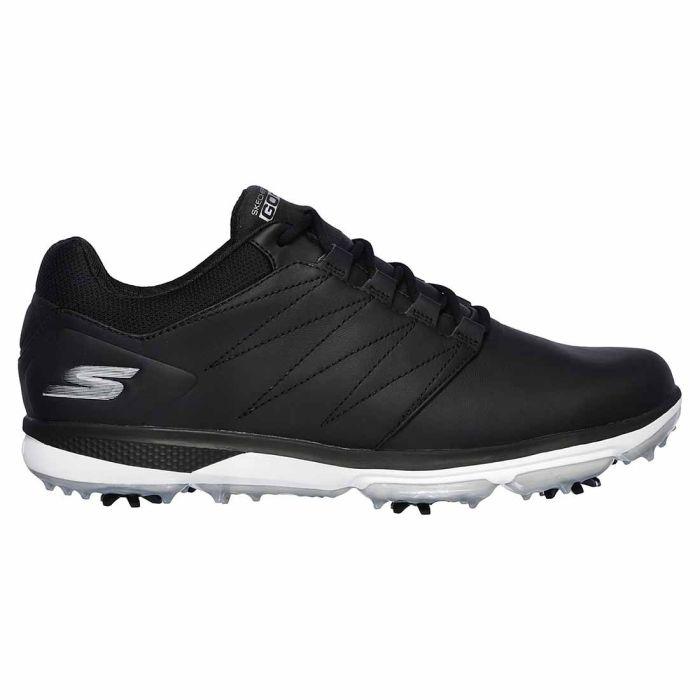 Skechers GO GOLF Pro V.4 Golf Shoes Black/White