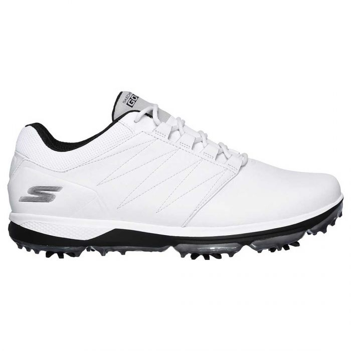paciente observación ligado  Buy Skechers GO GOLF Pro V.4 Golf Shoes White/Black | Golf Discount