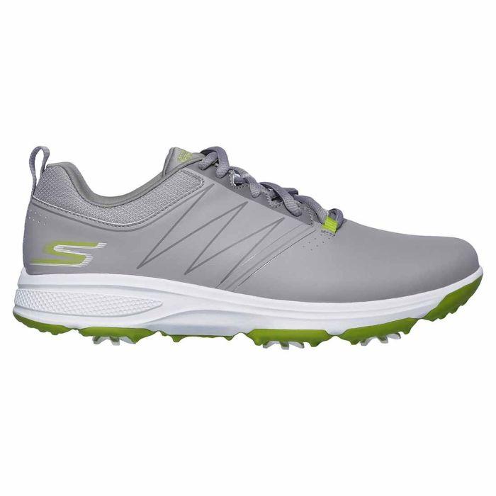 Skechers GO GOLF Torque Golf Shoes Grey/Lime