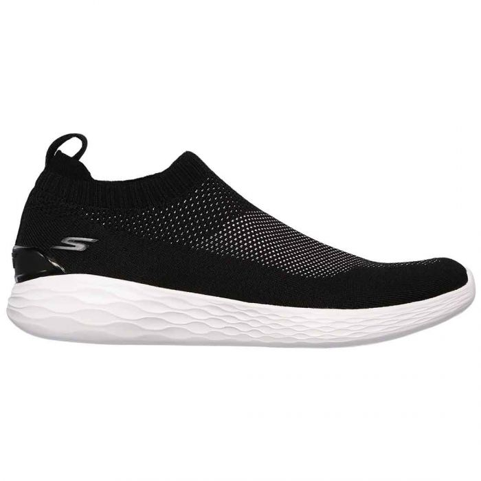 Skechers GOstrike Shoes Black/White