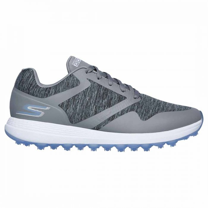 Skechers Women's GO GOLF Max Cut Golf Shoes Grey/Blue