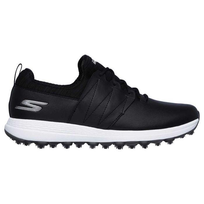 Skechers Women's GO GOLF Max Honey Golf Shoes Black/White