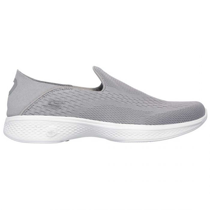 Skechers Women's GOwalk 4 Convertible Shoes Grey