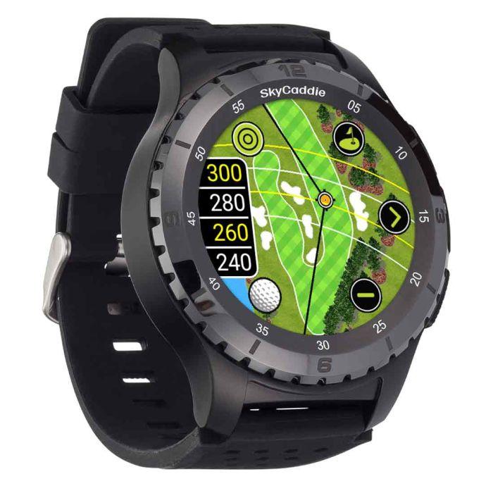 SkyGolf SkyCaddie LX5C GPS Watch