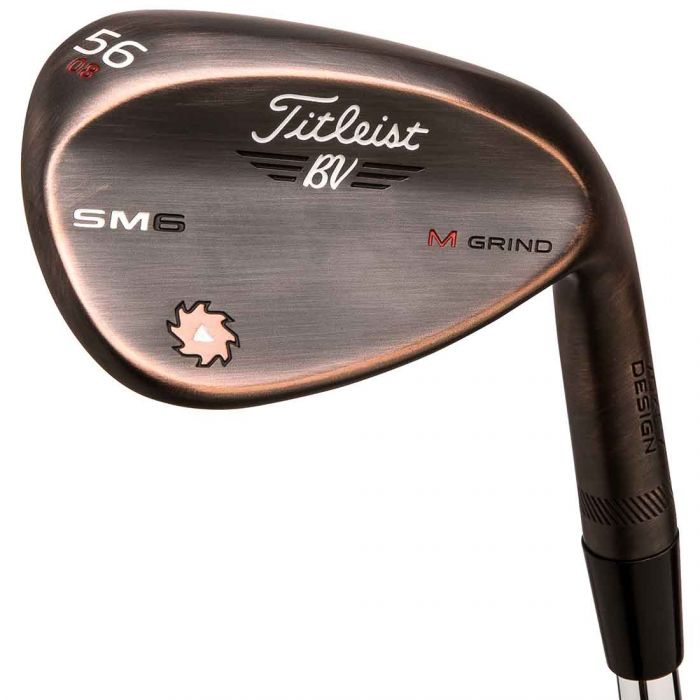Titleist Vokey SM6 Brushed Copper Wedge