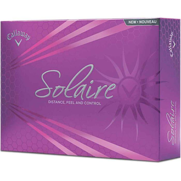 Callaway Women's Hex Solaire Golf Balls