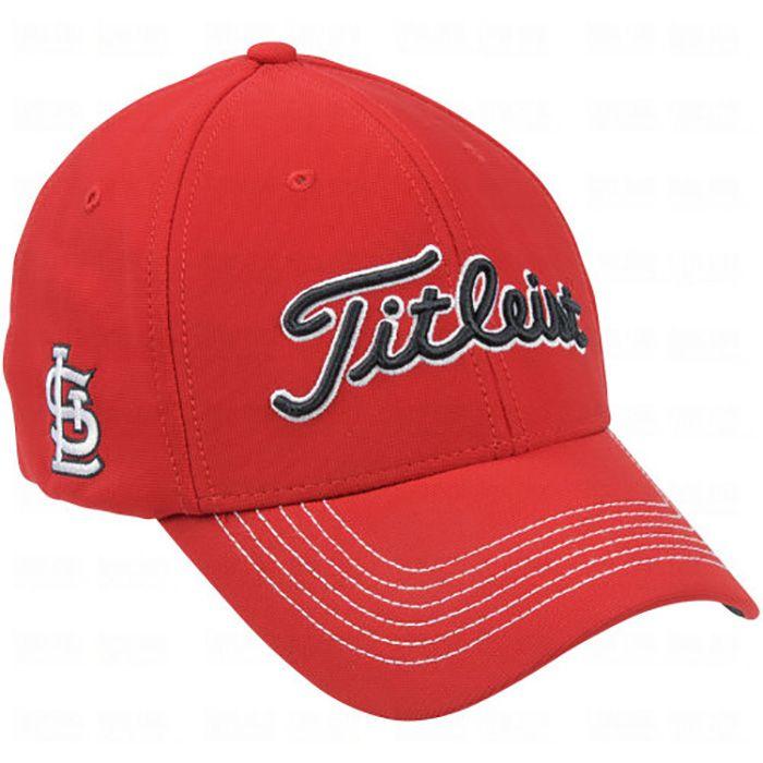 Titleist MLB Stretch Fit Cap St. Louis Cardinals