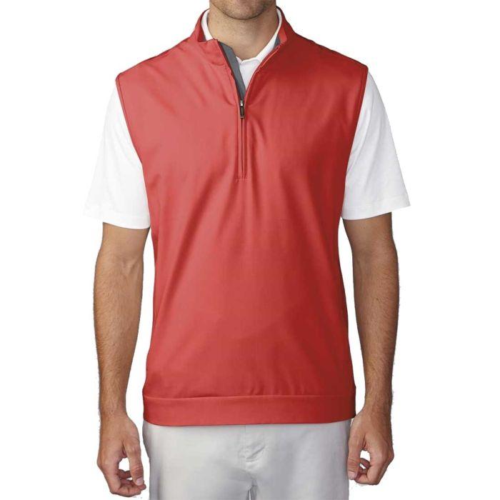 Ashworth Stretch Wind Half-Zip Vest