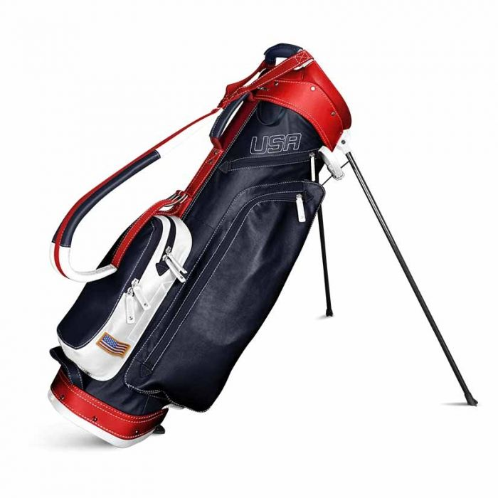 Sun Mountain 2019 Leather Stand Bag