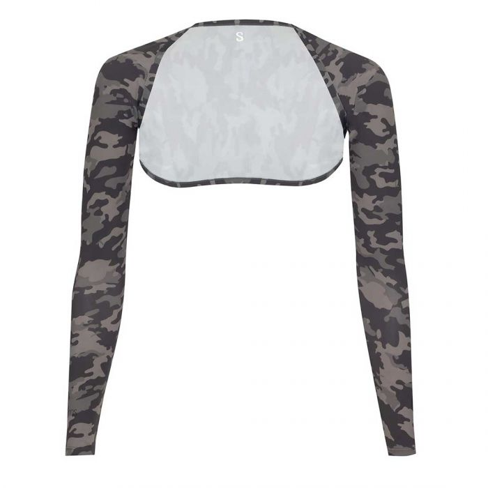 SParms Unisex Camo Shoulder Wrap