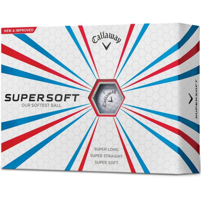 Callaway Prior Generation Supersoft Golf Balls