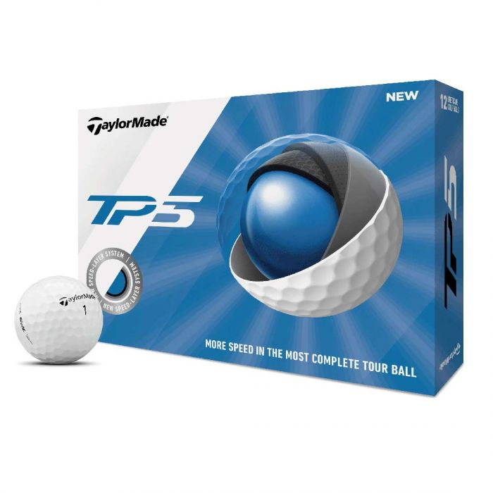 TaylorMade TP5 Personalized Golf Balls