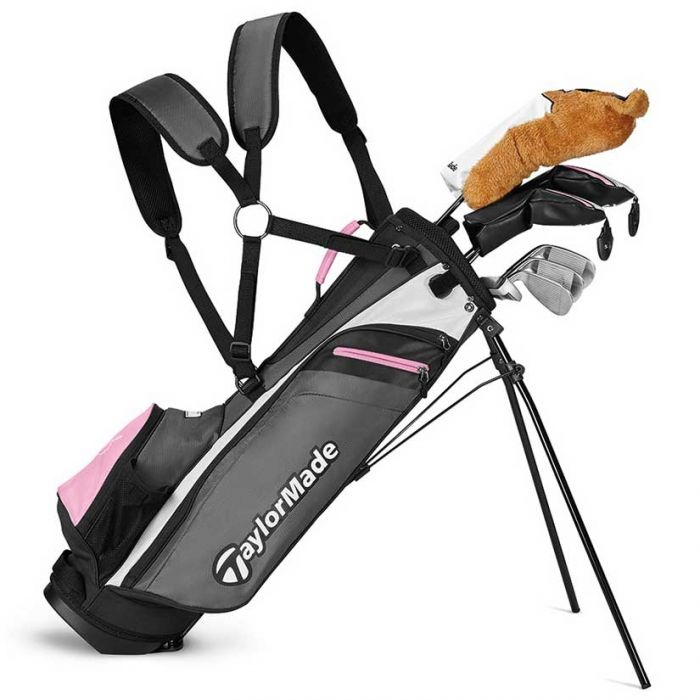 TaylorMade Rory Junior Girls 8-Piece Complete Set