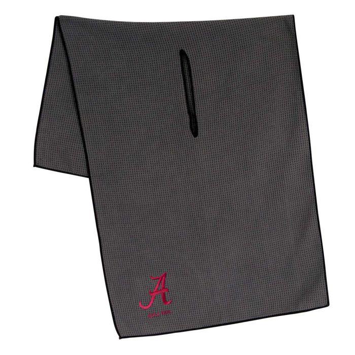 Team Effort NCAA Grey Microfiber Towel