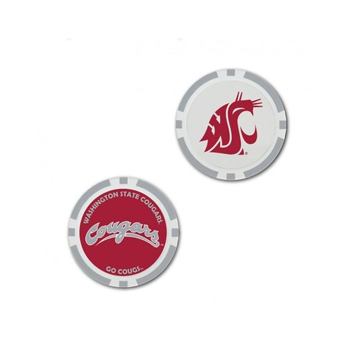 Team Effort NCAA Poker Chip Ball Marker