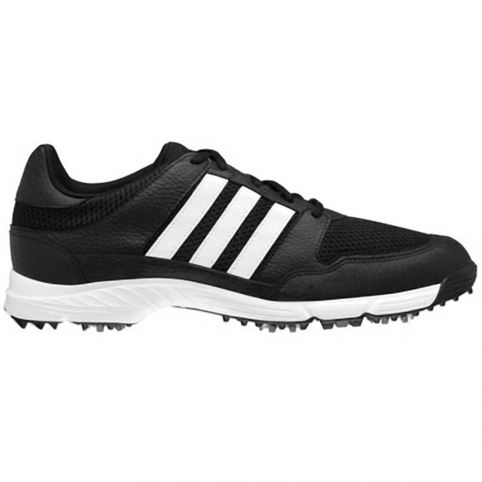 Adidas Tech Response 4.0 Golf Shoes Black/White